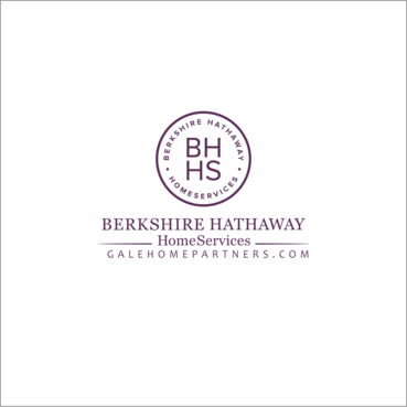 Berkshire Hathaway Home Services Logo + Gale Home Partners.com A Logo, Monogram, or Icon  Draft # 53 by MaMment