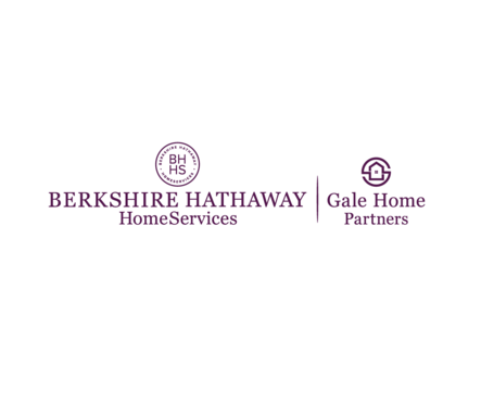 Berkshire Hathaway Home Services Logo + Gale Home Partners.com A Logo, Monogram, or Icon  Draft # 55 by raghavranjan