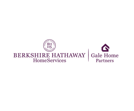 Berkshire Hathaway Home Services Logo + Gale Home Partners.com A Logo, Monogram, or Icon  Draft # 56 by raghavranjan