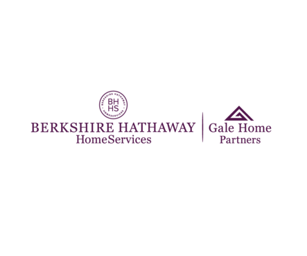 Berkshire Hathaway Home Services Logo + Gale Home Partners.com A Logo, Monogram, or Icon  Draft # 57 by raghavranjan