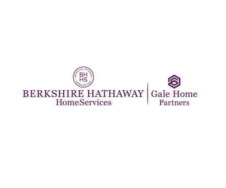 Berkshire Hathaway Home Services Logo + Gale Home Partners.com A Logo, Monogram, or Icon  Draft # 58 by raghavranjan