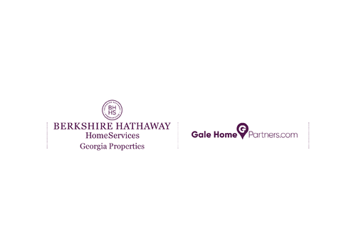 Berkshire Hathaway Home Services Logo + Gale Home Partners.com A Logo, Monogram, or Icon  Draft # 59 by husaeri