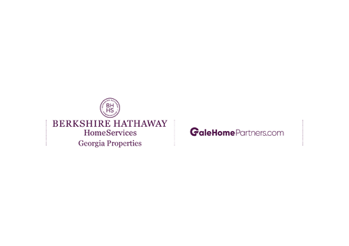 Berkshire Hathaway Home Services Logo + Gale Home Partners.com A Logo, Monogram, or Icon  Draft # 61 by husaeri