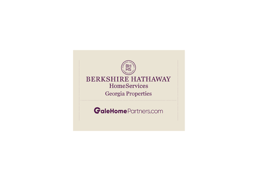Berkshire Hathaway Home Services Logo + Gale Home Partners.com A Logo, Monogram, or Icon  Draft # 62 by husaeri