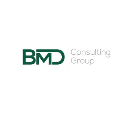 BMD Consulting Group A Logo, Monogram, or Icon  Draft # 8 by DiscoverMyBusiness
