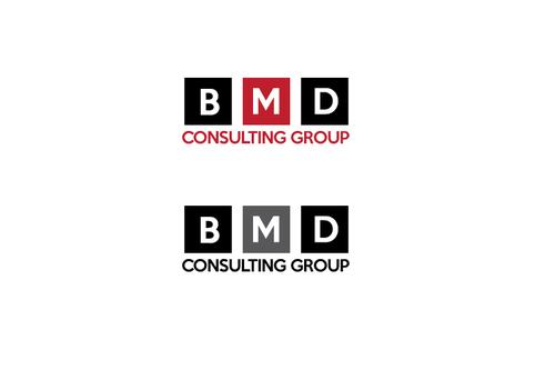 BMD Consulting Group A Logo, Monogram, or Icon  Draft # 20 by TheTanveer