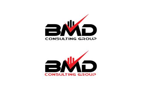 BMD Consulting Group A Logo, Monogram, or Icon  Draft # 23 by TheTanveer