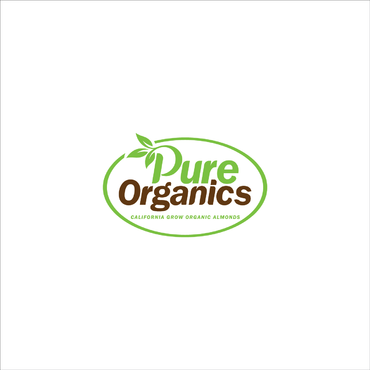 Pure Organics  A Logo, Monogram, or Icon  Draft # 49 by reshmagraphics