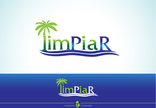 limPiaR A Logo, Monogram, or Icon  Draft # 105 by honeybadger