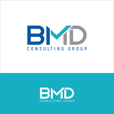 BMD Consulting Group A Logo, Monogram, or Icon  Draft # 109 by reshmagraphics