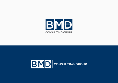 BMD Consulting Group A Logo, Monogram, or Icon  Draft # 145 by aNtree