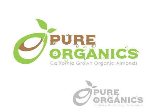Pure Organics  A Logo, Monogram, or Icon  Draft # 91 by JRstyle