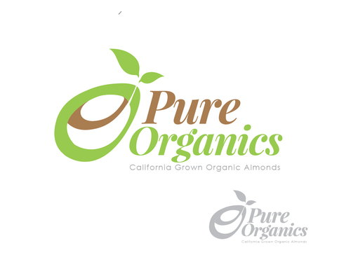 Pure Organics  A Logo, Monogram, or Icon  Draft # 92 by JRstyle