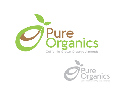 Pure Organics  A Logo, Monogram, or Icon  Draft # 93 by JRstyle