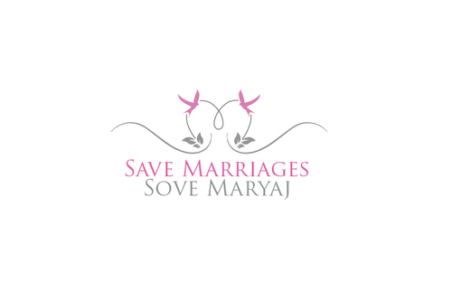 Save Marriages       Sove Maryaj (this is the same in another language, I want logo in 2 languages) A Logo, Monogram, or Icon  Draft # 4 by TheTanveer