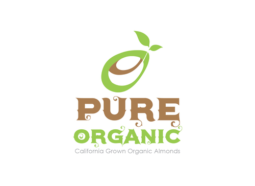 Pure Organics  A Logo, Monogram, or Icon  Draft # 94 by JRstyle