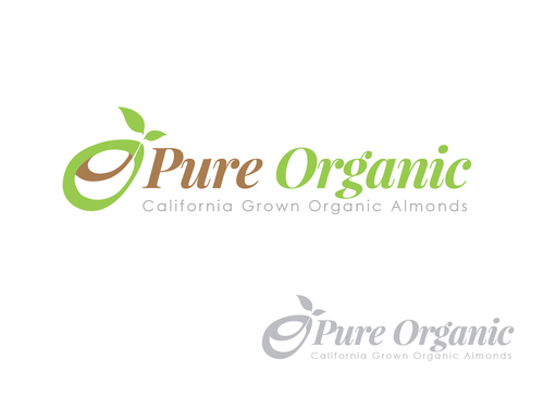 Pure Organics  A Logo, Monogram, or Icon  Draft # 95 by JRstyle