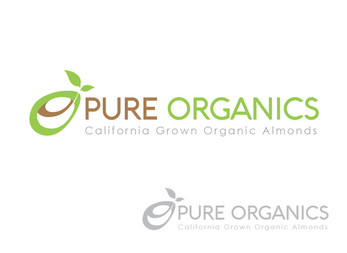 Pure Organics  A Logo, Monogram, or Icon  Draft # 96 by JRstyle