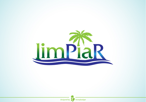 limPiaR A Logo, Monogram, or Icon  Draft # 121 by honeybadger