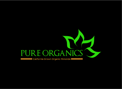 Pure Organics  A Logo, Monogram, or Icon  Draft # 100 by XiWhenezzO