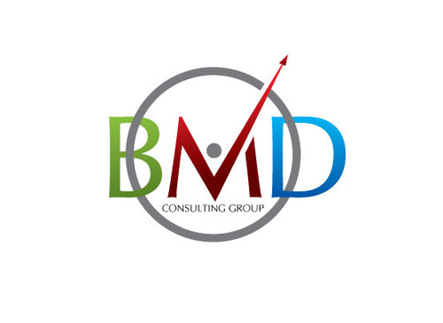 BMD Consulting Group A Logo, Monogram, or Icon  Draft # 173 by shreeganesh