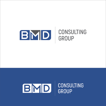 BMD Consulting Group A Logo, Monogram, or Icon  Draft # 176 by reshmagraphics