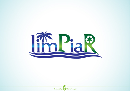 limPiaR A Logo, Monogram, or Icon  Draft # 157 by honeybadger