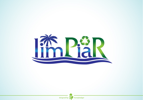 limPiaR A Logo, Monogram, or Icon  Draft # 158 by honeybadger