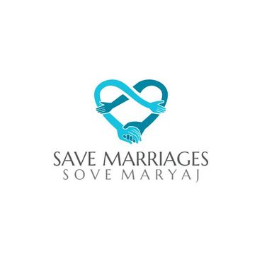 Save Marriages       Sove Maryaj (this is the same in another language, I want logo in 2 languages) A Logo, Monogram, or Icon  Draft # 25 by leoart93