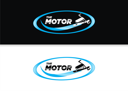 The Motor A Logo, Monogram, or Icon  Draft # 152 by Warl99