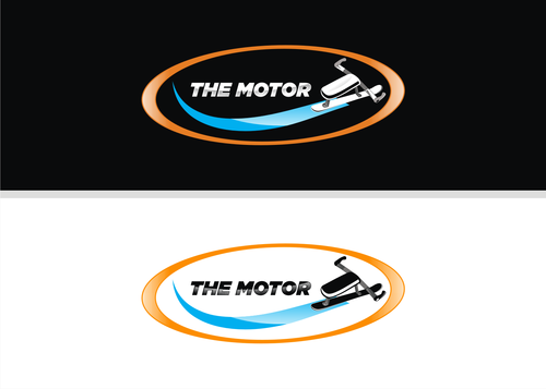 The Motor A Logo, Monogram, or Icon  Draft # 154 by Warl99