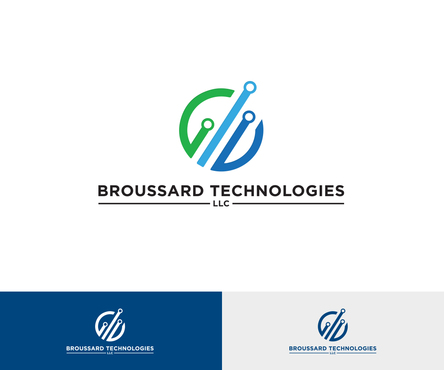 Broussard Technologies, LLC A Logo, Monogram, or Icon  Draft # 39 by haaly88