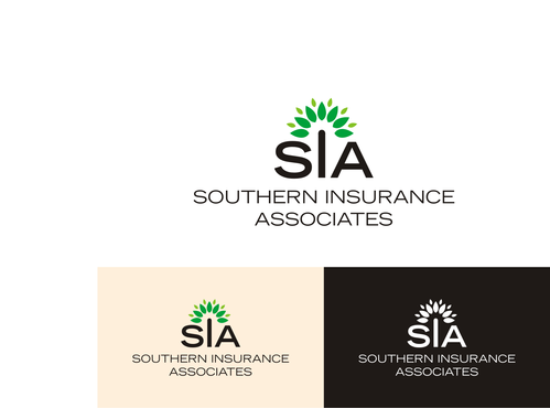 Southern Insurance Associates A Logo, Monogram, or Icon  Draft # 308 by AEREY