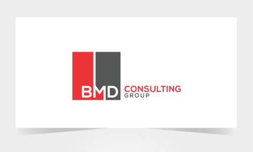 BMD Consulting Group Logo Winning Design by creativelogodesigner