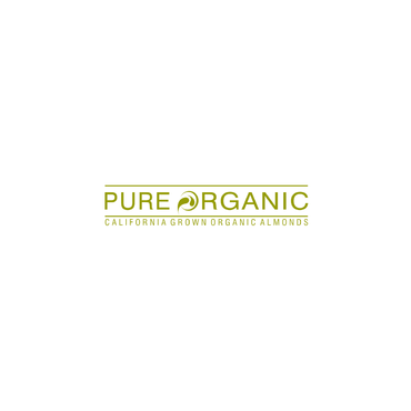 Pure Organics  A Logo, Monogram, or Icon  Draft # 114 by FUSIONdesign