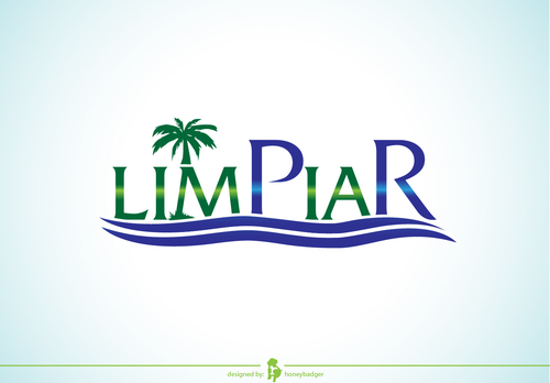 limPiaR Logo Winning Design by honeybadger