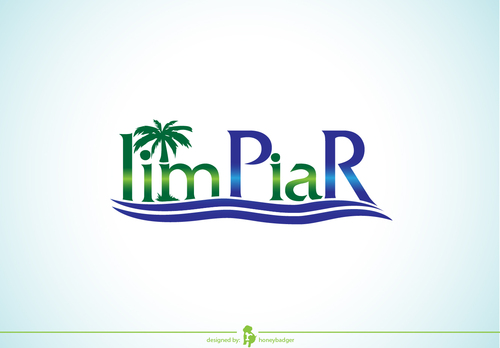 limPiaR A Logo, Monogram, or Icon  Draft # 179 by honeybadger