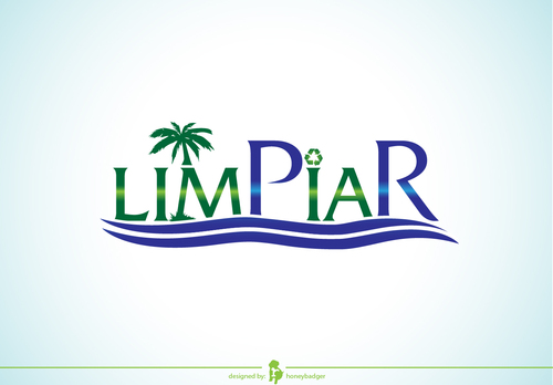 limPiaR A Logo, Monogram, or Icon  Draft # 181 by honeybadger