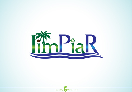 limPiaR A Logo, Monogram, or Icon  Draft # 182 by honeybadger