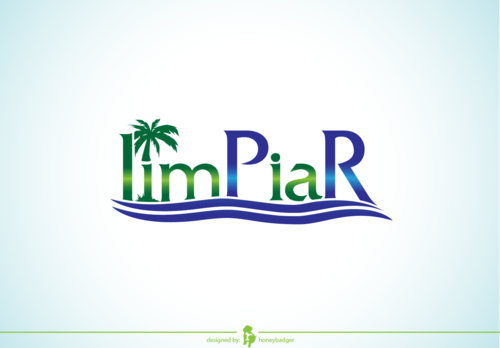 limPiaR A Logo, Monogram, or Icon  Draft # 184 by honeybadger