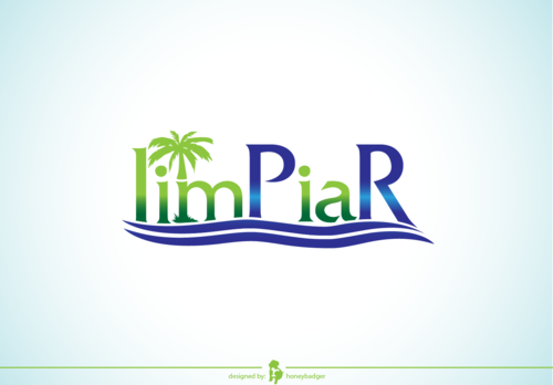 limPiaR A Logo, Monogram, or Icon  Draft # 189 by honeybadger