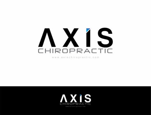 Axis Chiropractic A Logo, Monogram, or Icon  Draft # 165 by HandsomeRomeo