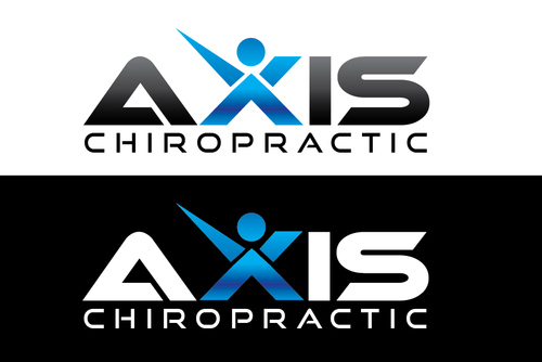 Axis Chiropractic A Logo, Monogram, or Icon  Draft # 179 by TheTanveer
