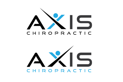 Axis Chiropractic A Logo, Monogram, or Icon  Draft # 182 by TheTanveer