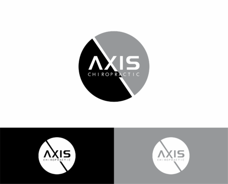 Axis Chiropractic A Logo, Monogram, or Icon  Draft # 189 by InfoTechDesign