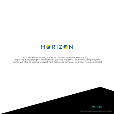 Horizon A Logo, Monogram, or Icon  Draft # 104 by jiraya