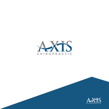 Axis Chiropractic A Logo, Monogram, or Icon  Draft # 212 by jiraya