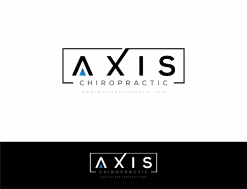 Axis Chiropractic A Logo, Monogram, or Icon  Draft # 215 by HandsomeRomeo