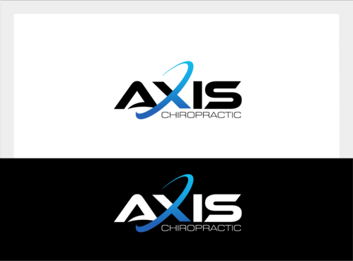 Axis Chiropractic A Logo, Monogram, or Icon  Draft # 236 by B4BEST