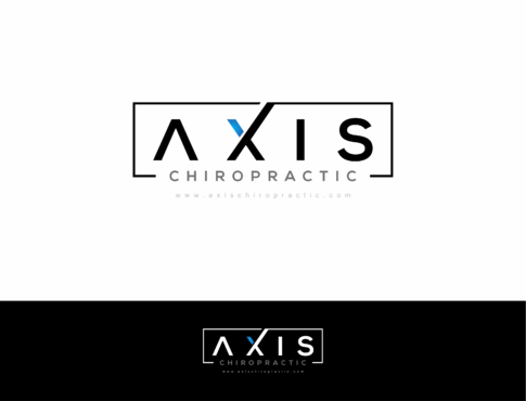 Axis Chiropractic A Logo, Monogram, or Icon  Draft # 241 by HandsomeRomeo